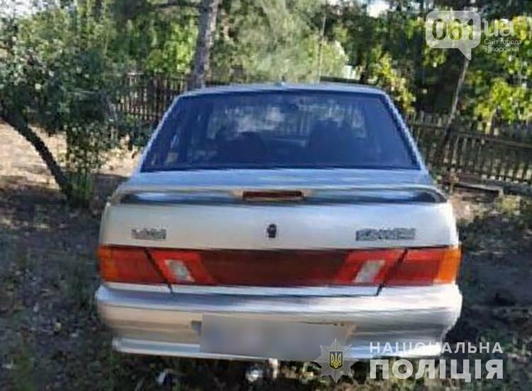 В Запорожской области выпившая женщина попала в аварию на угнанном автомобиле, фото-1