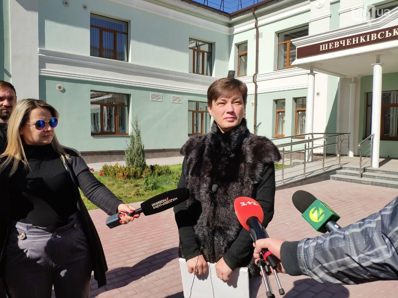 В день, когда гражданский супруг поджег Настю Ковалеву, она выгнала его из дома: репортаж из зала суда, - ФОТО, фото-3