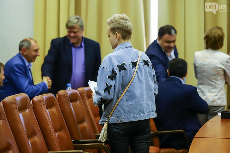 Кальцев, Штепа и наряд от Dior: как проходит сессия Запорожского горсовета, - ФОТОРЕПОРТАЖ, фото-15