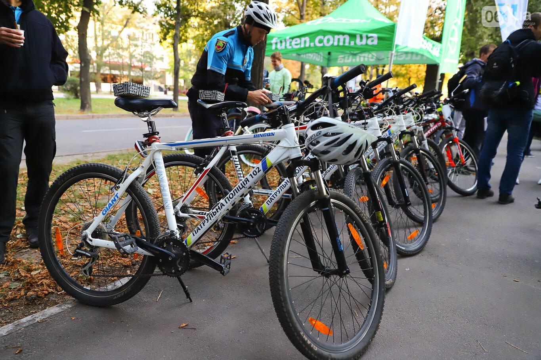 От наркоторговцев до пьяных водителей: как велосипед помог запорожским патрульным задержать преступников, фото-2