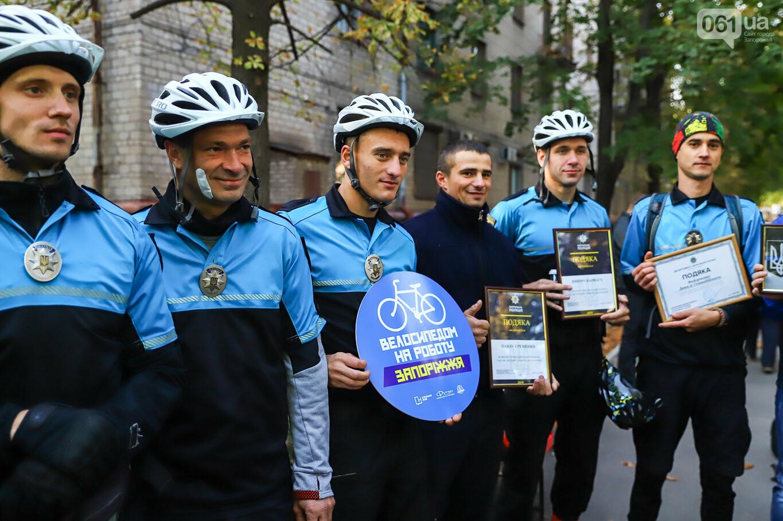От наркоторговцев до пьяных водителей: как велосипед помог запорожским патрульным задержать преступников, фото-4