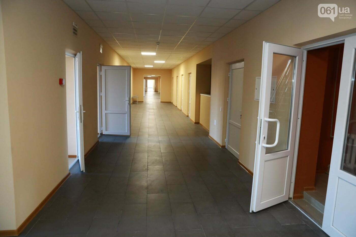 В Запорожской области за 2 миллиона евро отремонтировали больницу, - ФОТО, фото-7