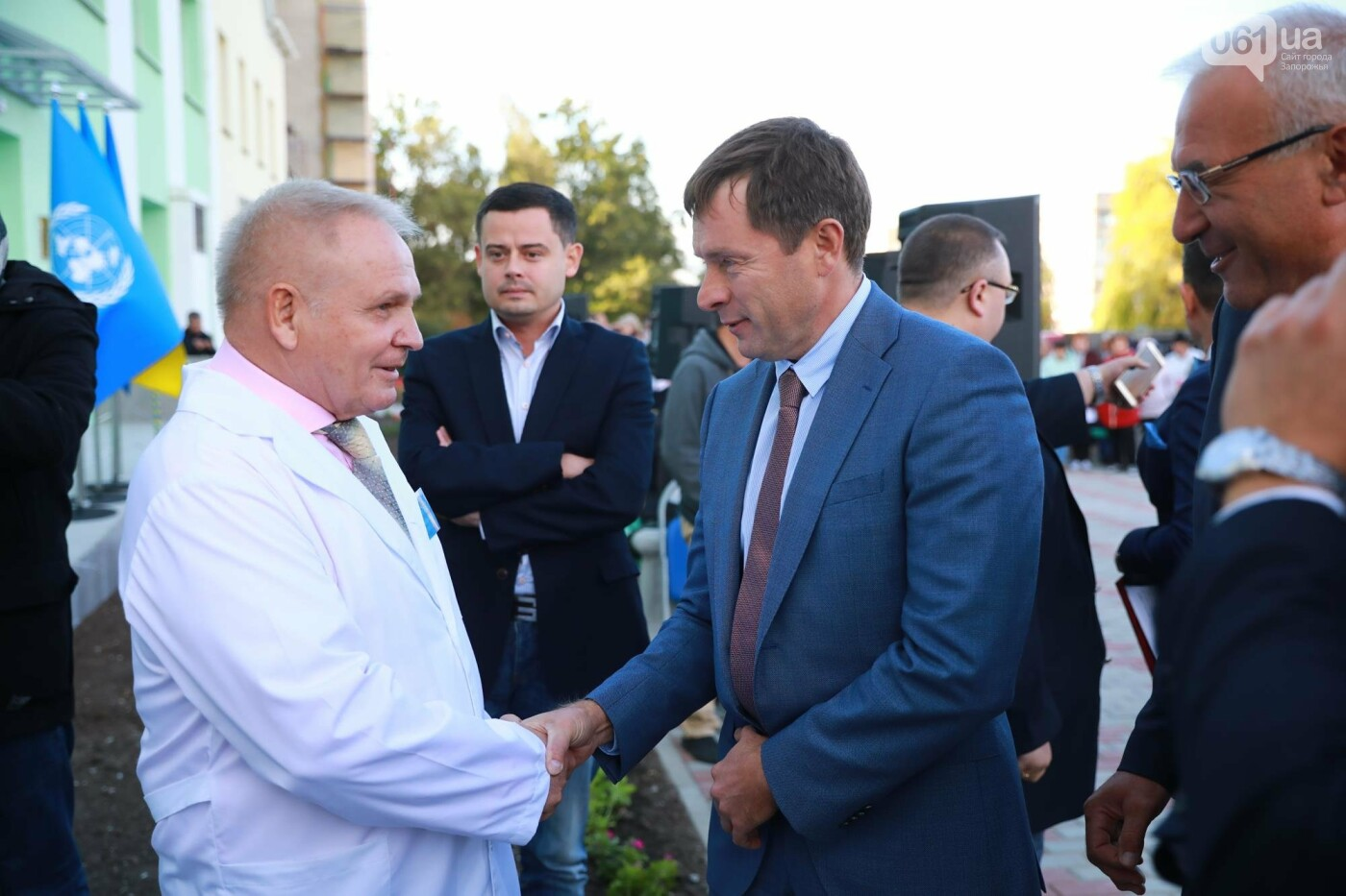 В Запорожской области за 2 миллиона евро отремонтировали больницу, - ФОТО, фото-5