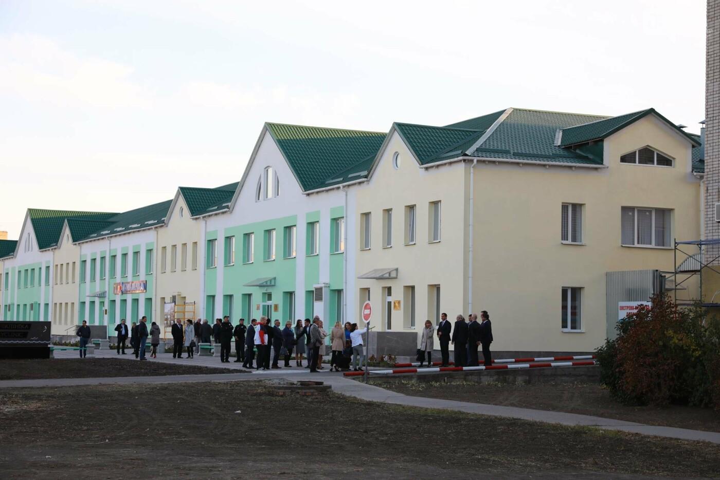 В Запорожской области за 2 миллиона евро отремонтировали больницу, - ФОТО, фото-3