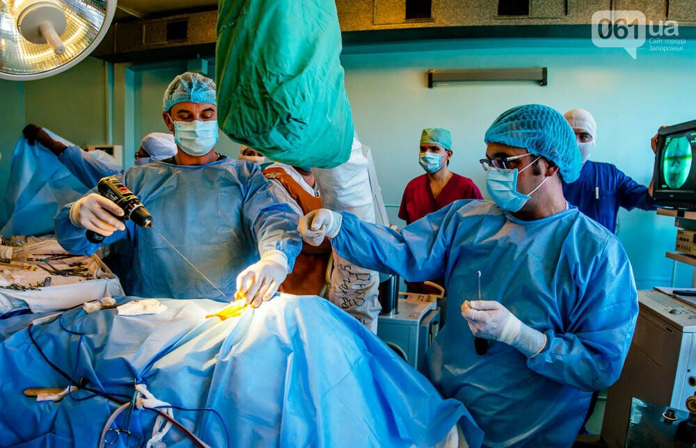 Уникальные микрохирургические методики в арсенале нейрохирургов 5 горбольницы , фото-1