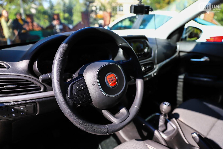 Ученики автошкол Запорожья и Мелитополя будут сдавать экзамены на новых авто, - ФОТОРЕПОРТАЖ, фото-13
