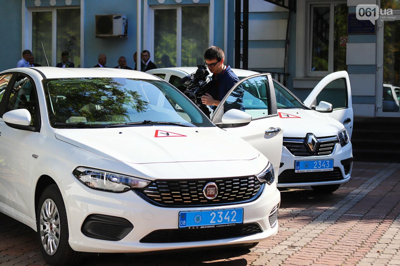 Ученики автошкол Запорожья и Мелитополя будут сдавать экзамены на новых авто, - ФОТОРЕПОРТАЖ, фото-6