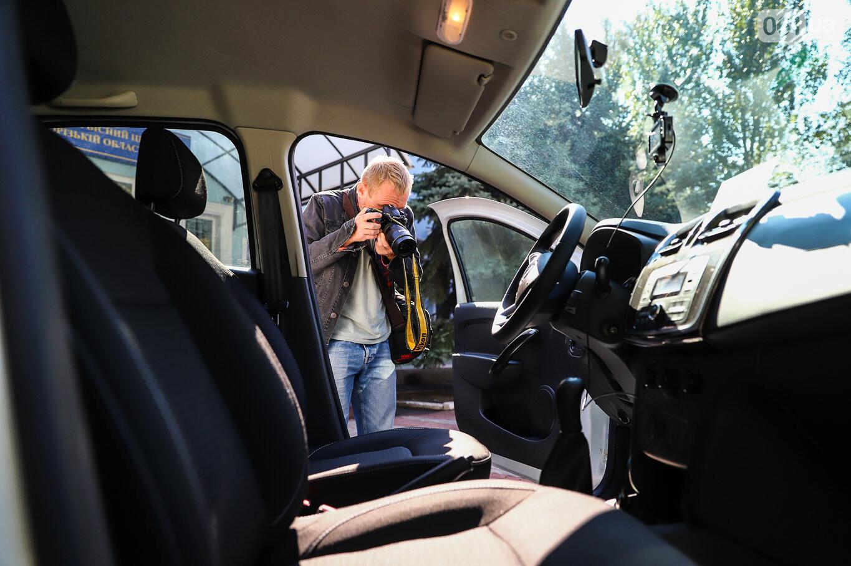 Ученики автошкол Запорожья и Мелитополя будут сдавать экзамены на новых авто, - ФОТОРЕПОРТАЖ, фото-17