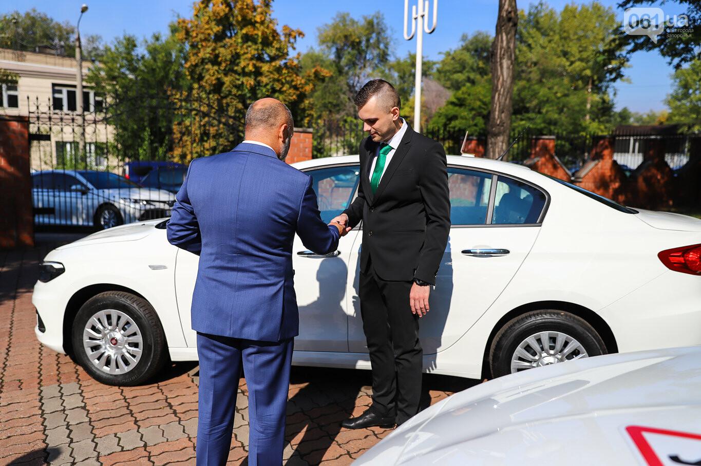 Ученики автошкол Запорожья и Мелитополя будут сдавать экзамены на новых авто, - ФОТОРЕПОРТАЖ, фото-23