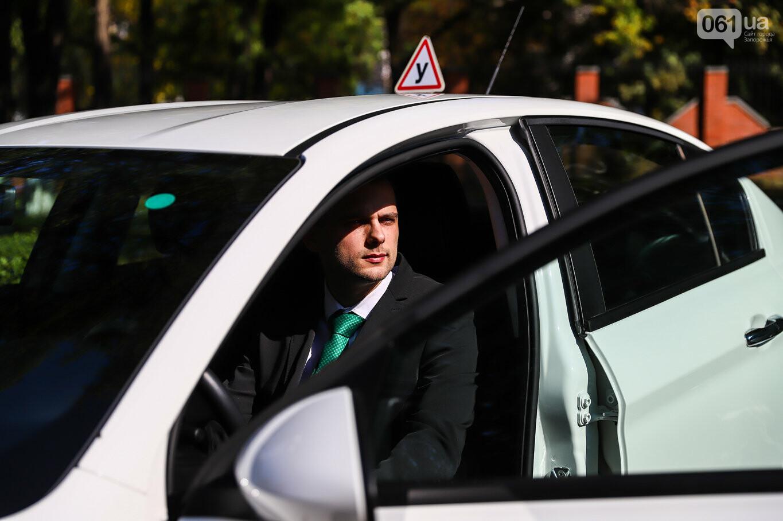 Ученики автошкол Запорожья и Мелитополя будут сдавать экзамены на новых авто, - ФОТОРЕПОРТАЖ, фото-28