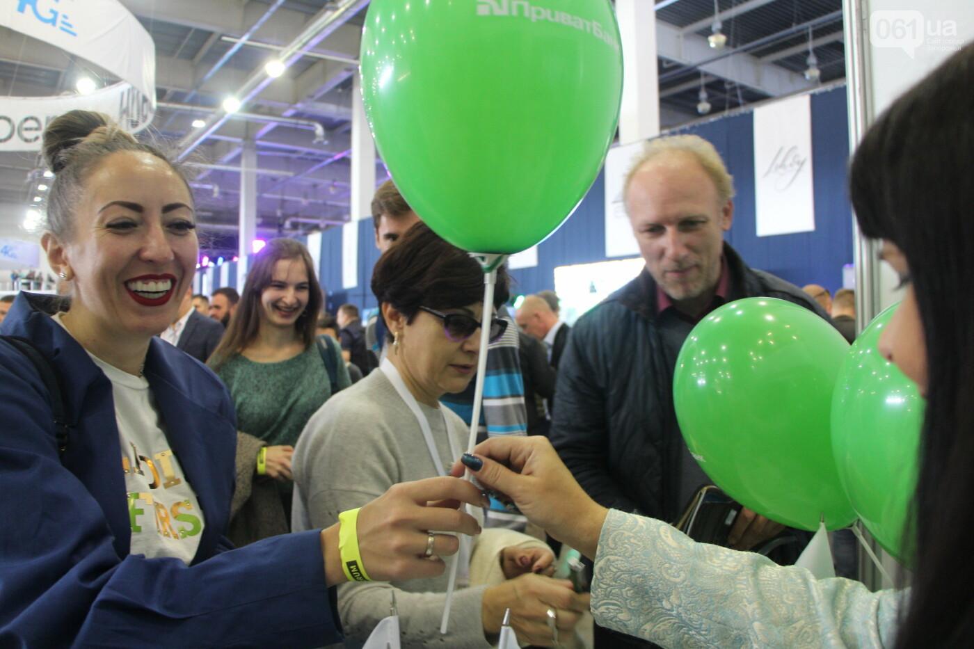 ПриватБанк презентовал свои услуги для фрилансеров и IT-специалистов на International IT Forum 2019, фото-5