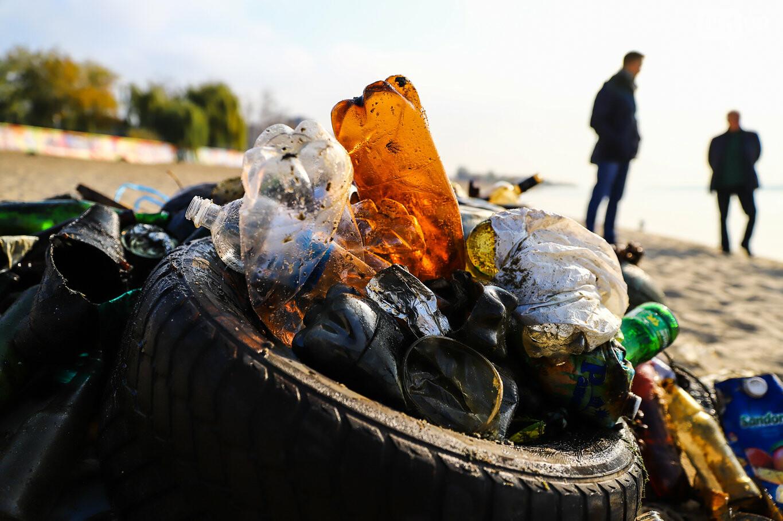 Чистка Днепра: запорожские дайверы провели субботник, - ФОТОРЕПОРТАЖ, фото-18