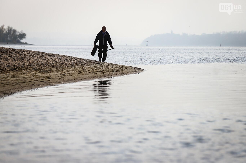 Чистка Днепра: запорожские дайверы провели субботник, - ФОТОРЕПОРТАЖ, фото-23