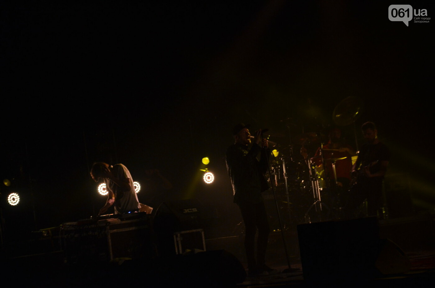 """Группа """"Бумбокс"""" поделилась с запорожцами своим лирическим «Тайным кодом»- ФОТО, фото-9"""