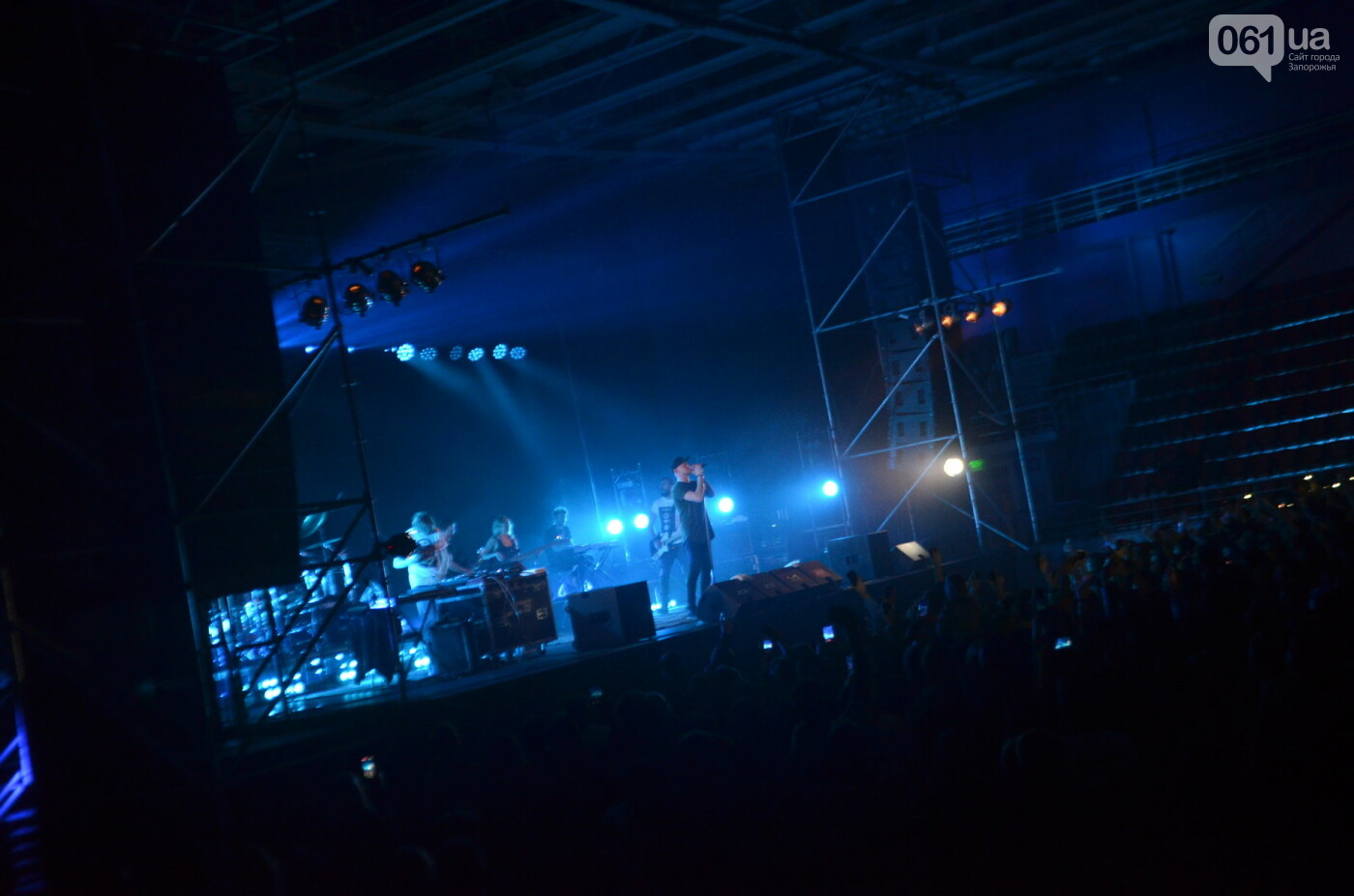 """Группа """"Бумбокс"""" поделилась с запорожцами своим лирическим «Тайным кодом»- ФОТО, фото-17"""