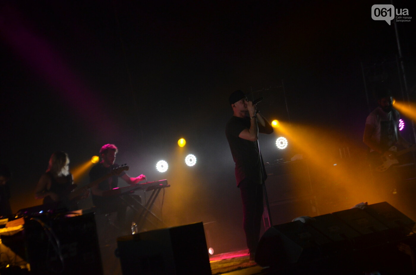 """Группа """"Бумбокс"""" поделилась с запорожцами своим лирическим «Тайным кодом»- ФОТО, фото-21"""