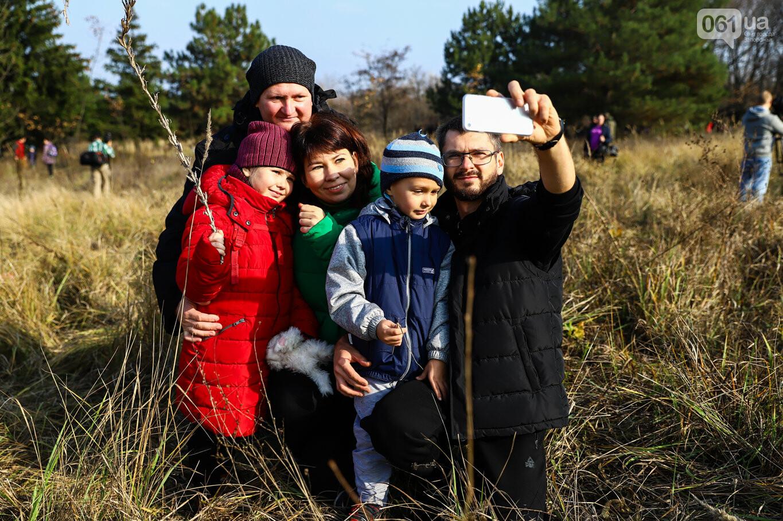 """""""Новая жизнь Хортицы"""" : на заповедном острове высадили 200 дубов и сосен, - ФОТОРЕПОРТАЖ, фото-44"""