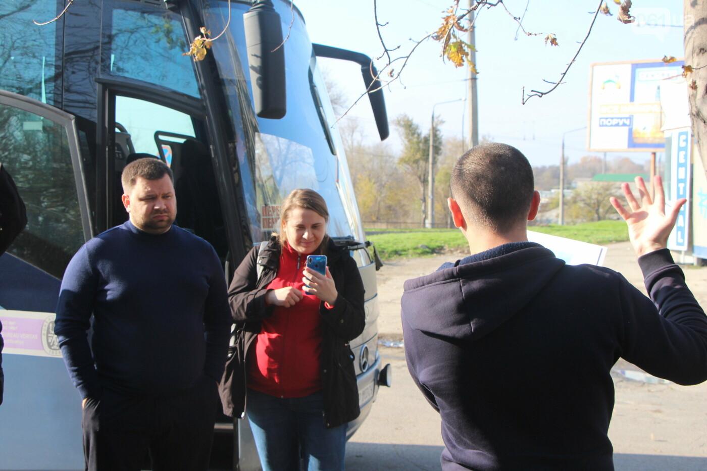 """""""Анисимов просто лох"""": на антикоррупционной экскурсии рассказали, кто приезжает в новый """"золотой офис"""", - ФОТОРЕПОРТАЖ, фото-3"""