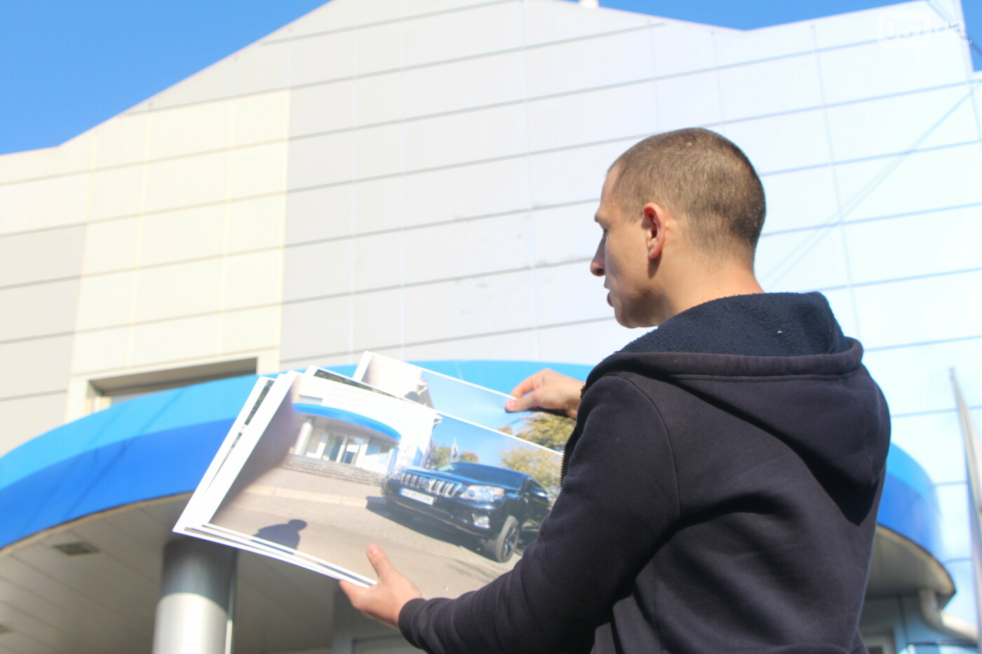 """""""Анисимов просто лох"""": на антикоррупционной экскурсии рассказали, кто приезжает в новый """"золотой офис"""", - ФОТОРЕПОРТАЖ, фото-15"""