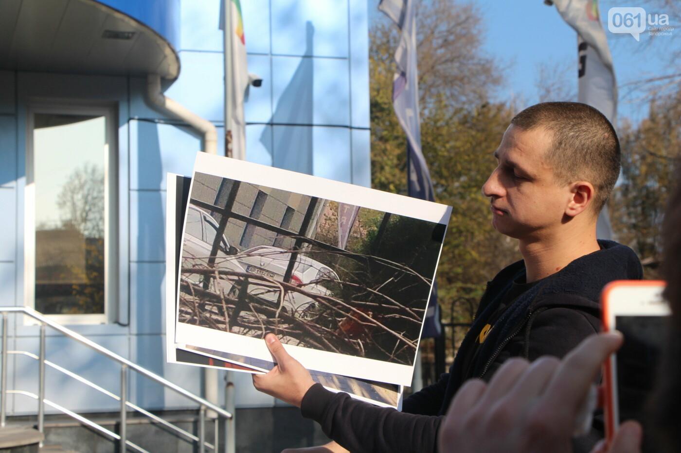"""""""Анисимов просто лох"""": на антикоррупционной экскурсии рассказали, кто приезжает в новый """"золотой офис"""", - ФОТОРЕПОРТАЖ, фото-22"""
