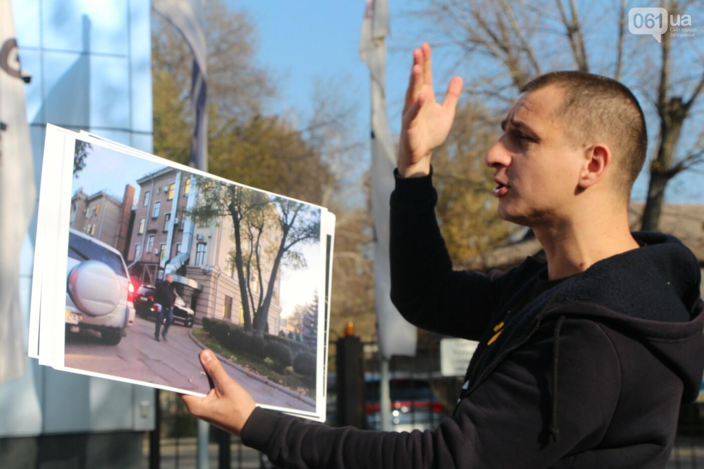 """""""Анисимов просто лох"""": на антикоррупционной экскурсии рассказали, кто приезжает в новый """"золотой офис"""", - ФОТОРЕПОРТАЖ, фото-23"""