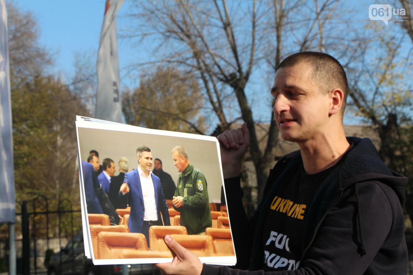 """""""Анисимов просто лох"""": на антикоррупционной экскурсии рассказали, кто приезжает в новый """"золотой офис"""", - ФОТОРЕПОРТАЖ, фото-24"""