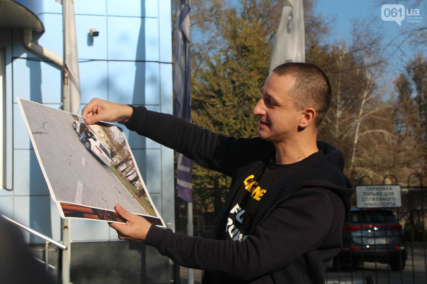 """""""Анисимов просто лох"""": на антикоррупционной экскурсии рассказали, кто приезжает в новый """"золотой офис"""", - ФОТОРЕПОРТАЖ, фото-18"""