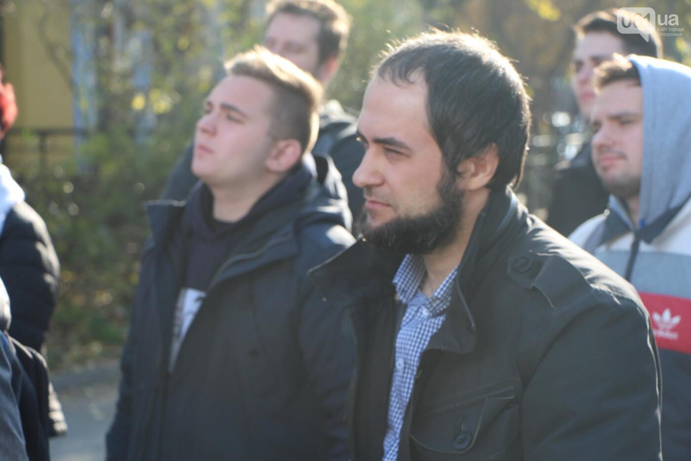 """""""Анисимов просто лох"""": на антикоррупционной экскурсии рассказали, кто приезжает в новый """"золотой офис"""", - ФОТОРЕПОРТАЖ, фото-30"""
