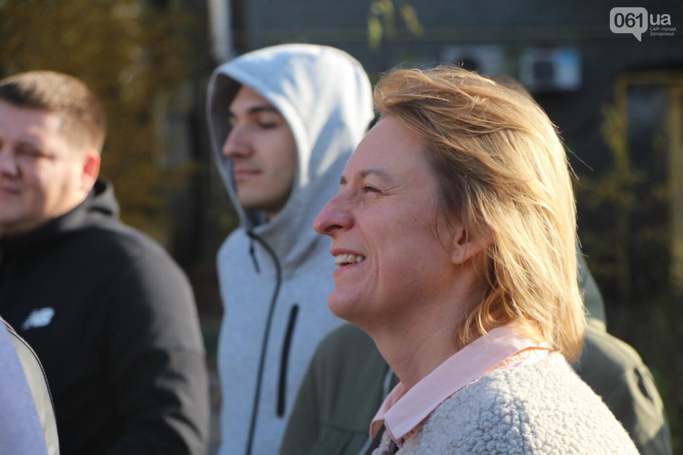 """""""Анисимов просто лох"""": на антикоррупционной экскурсии рассказали, кто приезжает в новый """"золотой офис"""", - ФОТОРЕПОРТАЖ, фото-41"""