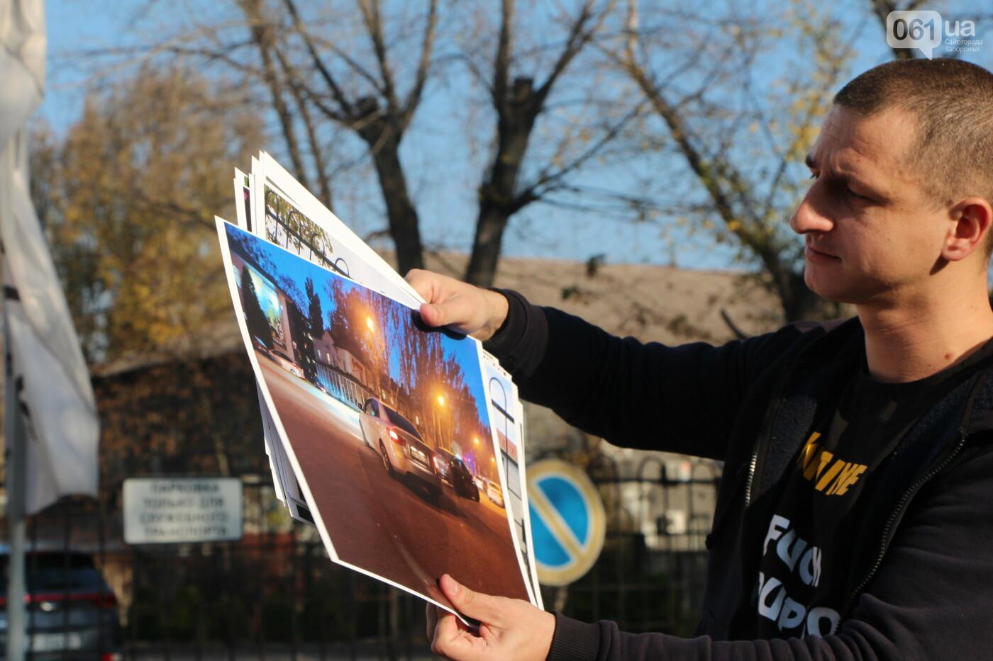 """""""Анисимов просто лох"""": на антикоррупционной экскурсии рассказали, кто приезжает в новый """"золотой офис"""", - ФОТОРЕПОРТАЖ, фото-34"""