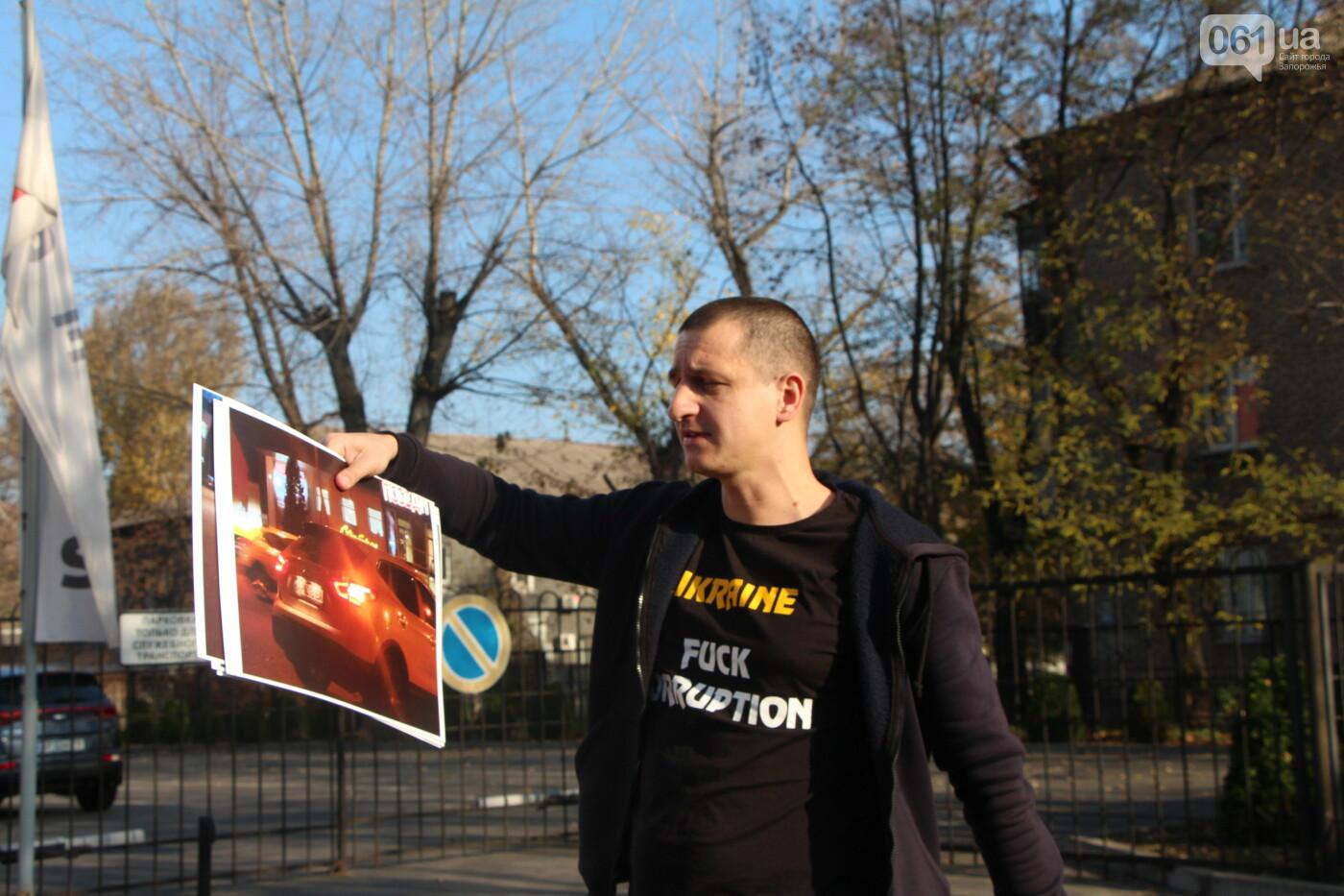 """""""Анисимов просто лох"""": на антикоррупционной экскурсии рассказали, кто приезжает в новый """"золотой офис"""", - ФОТОРЕПОРТАЖ, фото-36"""