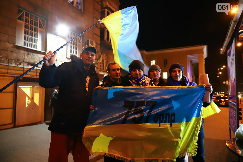 Сине-желтые трибуны, гимн с Гайтаной и перфомансы от фанатов: как в Запорожье впервые прошел матч сборной Украины, - ФОТОРЕПОРТАЖ, фото-12