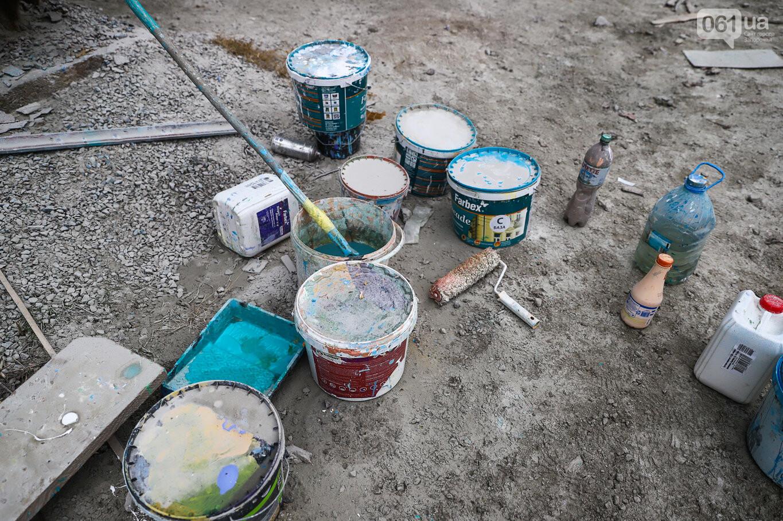 Самый большой мурал Украины создали в Запорожье на территории каменного карьера, - ФОТОРЕПОРТАЖ, фото-21