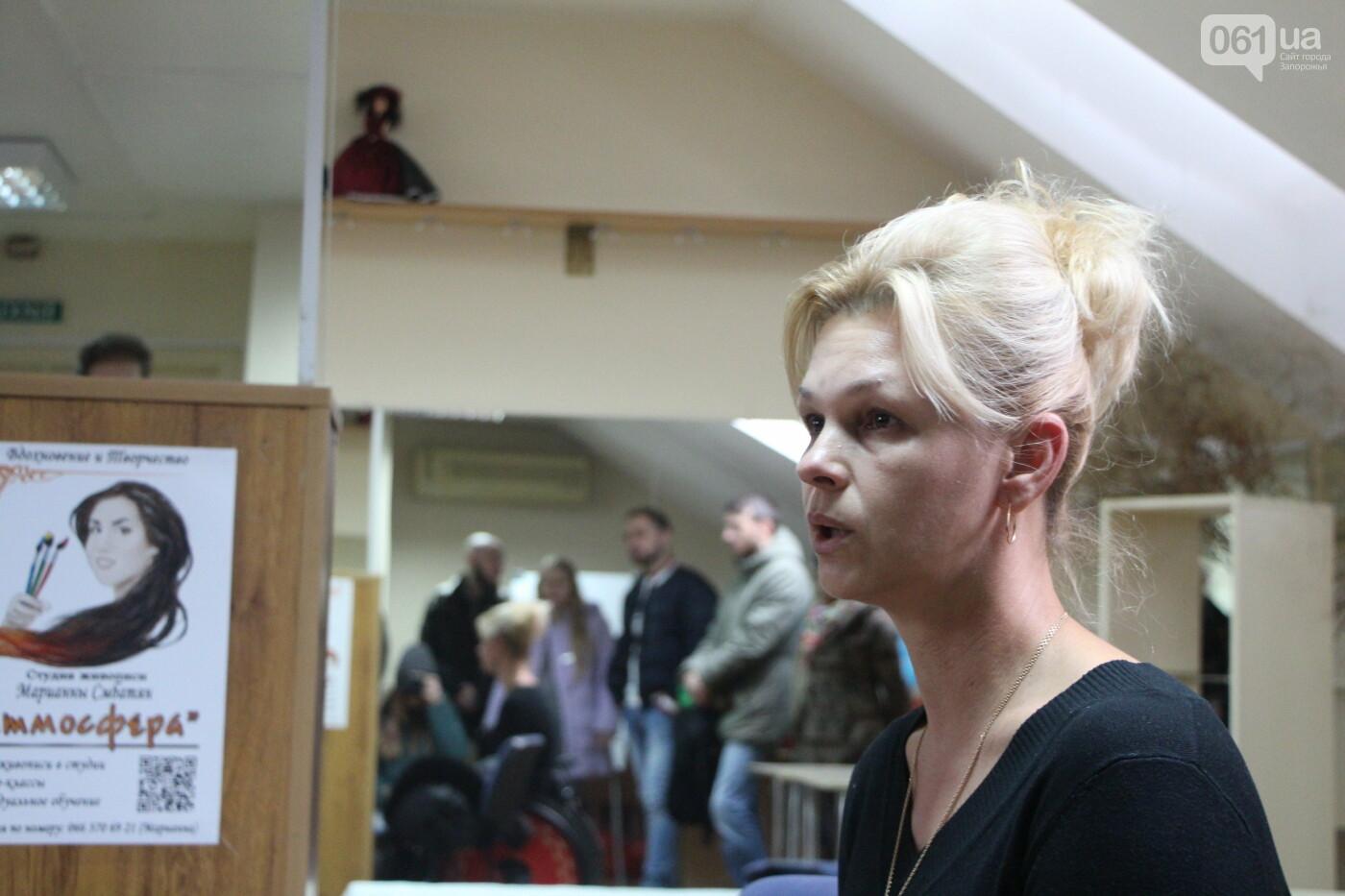 """ЛГБТ, люди с инвалидностью и модульный городок: в Запорожье прошла экскурсия """"Автобус прав человека"""", - ФОТОРЕПОРТАЖ, фото-13"""