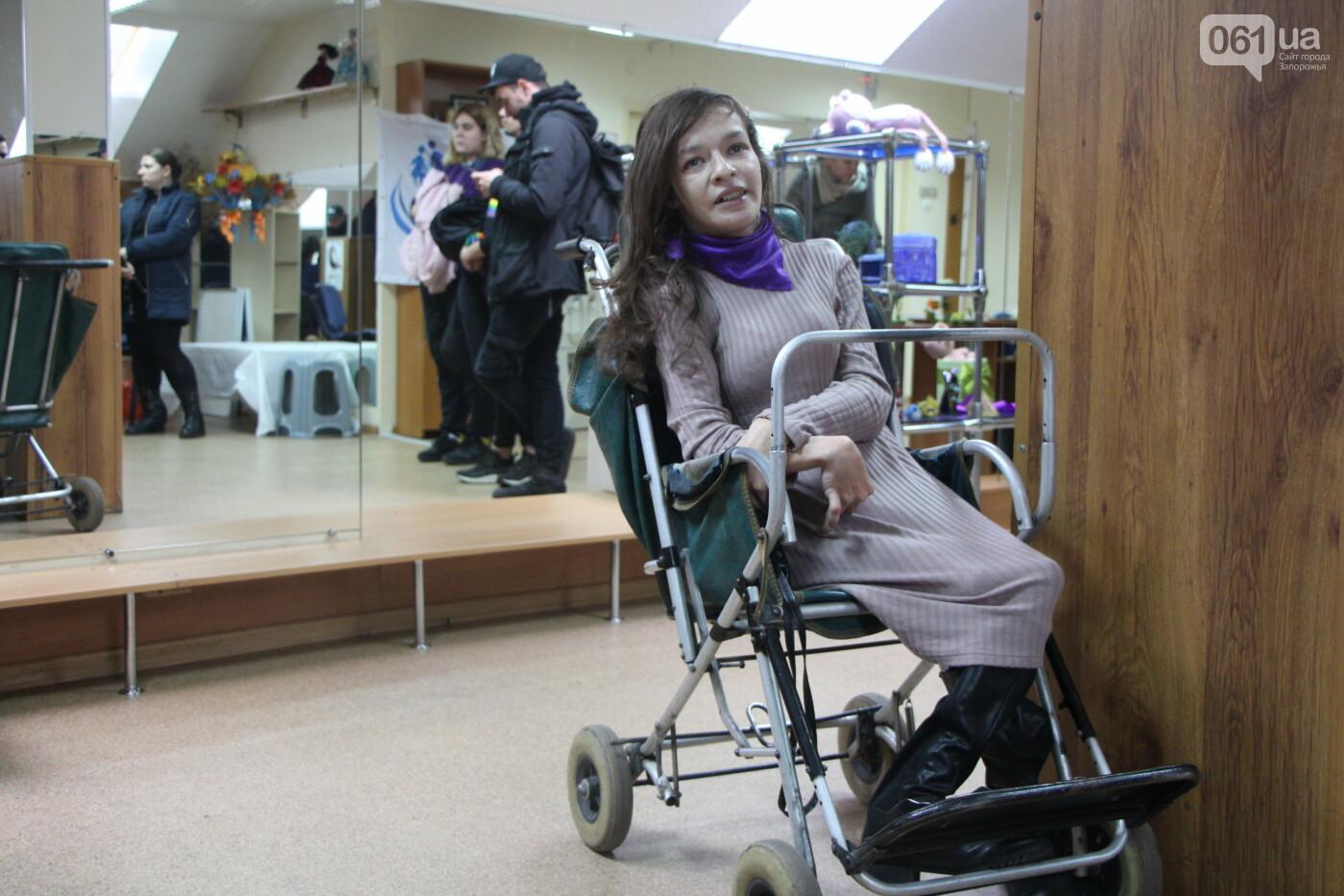 """ЛГБТ, люди с инвалидностью и модульный городок: в Запорожье прошла экскурсия """"Автобус прав человека"""", - ФОТОРЕПОРТАЖ, фото-18"""