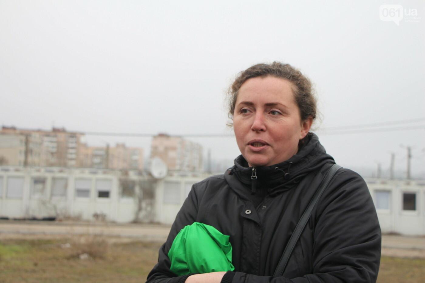 До Запоріжжя заїхав Автобус прав людини: ЛГБТ, люди з інвалідністю та модульне містечко (фото)