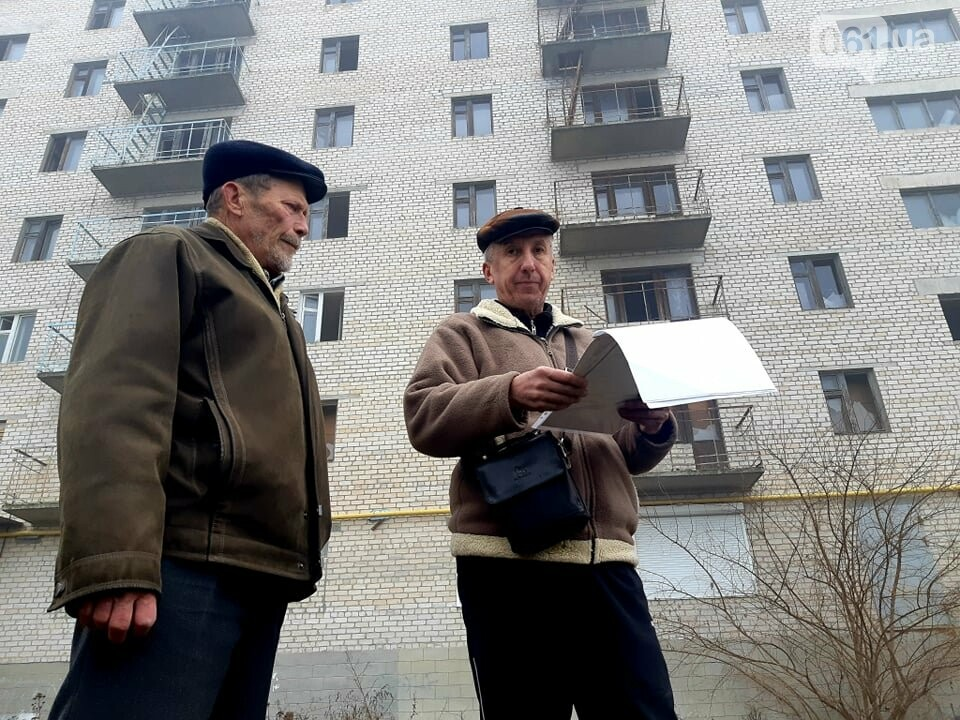 """""""28 лет служил и 28 лет жду жилье"""": в Мелитополе не могут достроить дом для военных, - ФОТО, ВИДЕО, фото-2"""