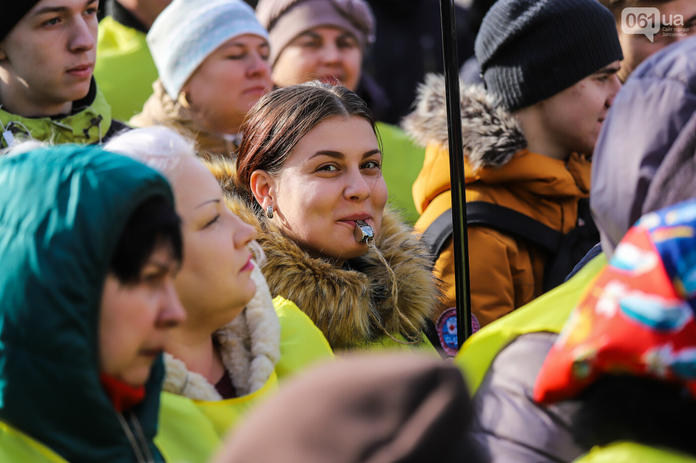 В Запорожье на протестную акцию профсоюзов «Волна гнева» вышло около 2000 человек, - ФОТОРЕПОРТАЖ, фото-23