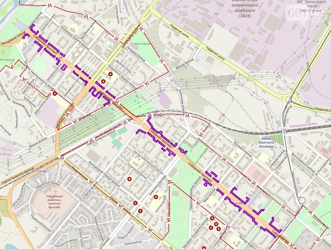 В Запорожье создали онлайн-карту с памятниками архитектуры , фото-1
