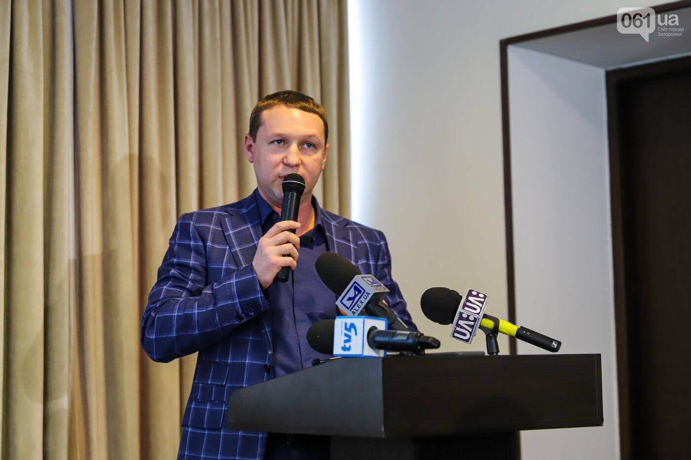 Запорожские общественники требуют от областной власти не сокращать финансирование развития спорта  , фото-4