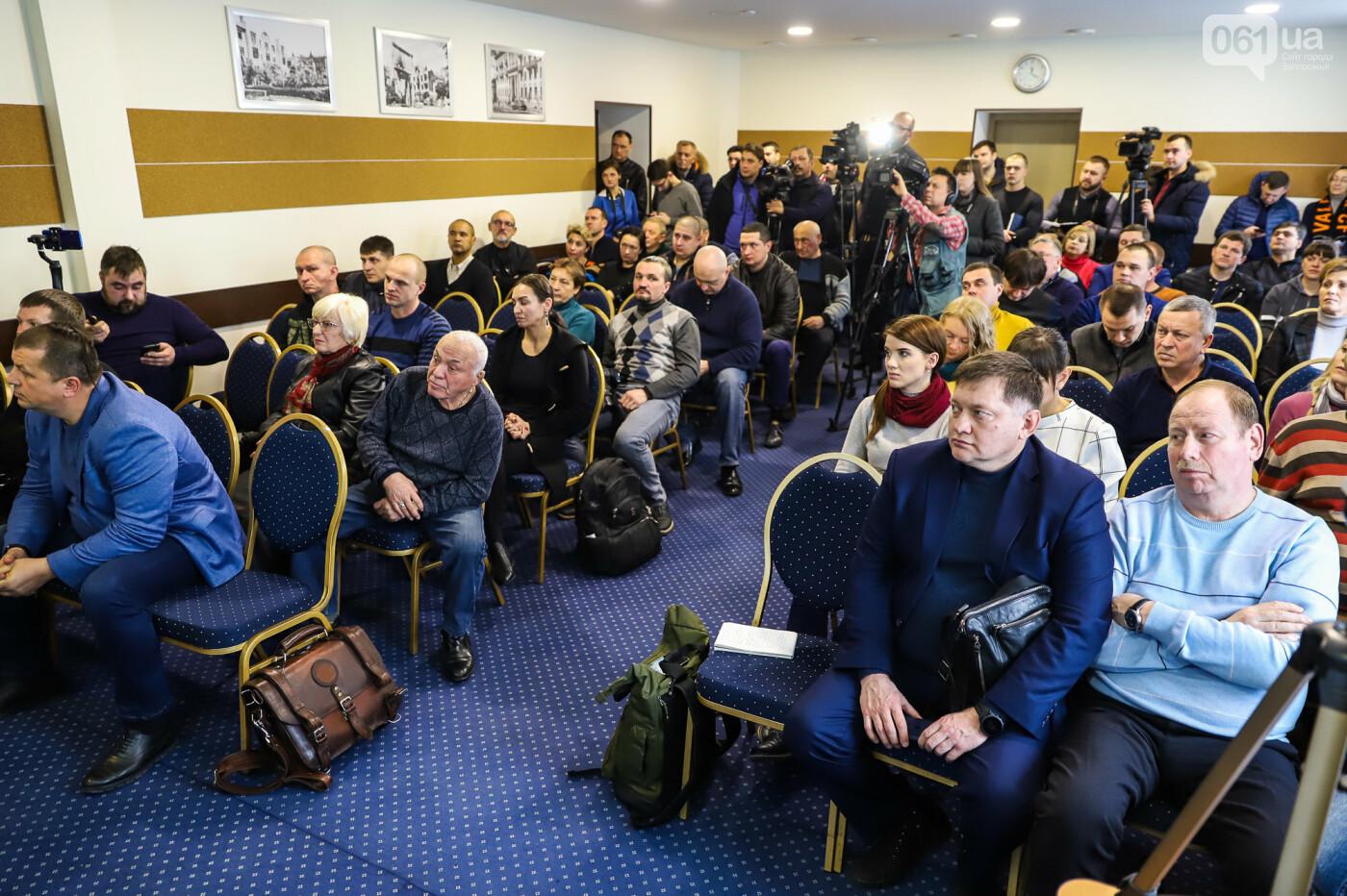Запорожские общественники требуют от областной власти не сокращать финансирование развития спорта  , фото-5
