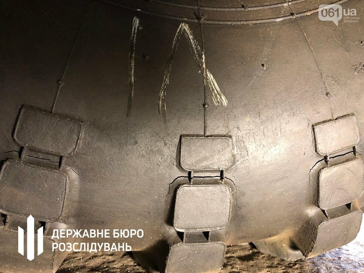 Для БТРа Нацполиции купили шины, выпущенные 40 лет назад - руководству полиции сообщили о подозрении, фото-1