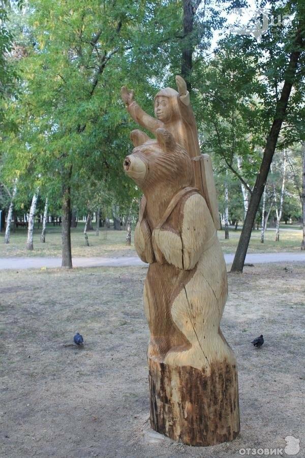 """Деревянная скульптура, убившая ребенка, не была на балансе парка: директор """"Дубовой рощи"""" прокомментировал трагедию, фото-1"""