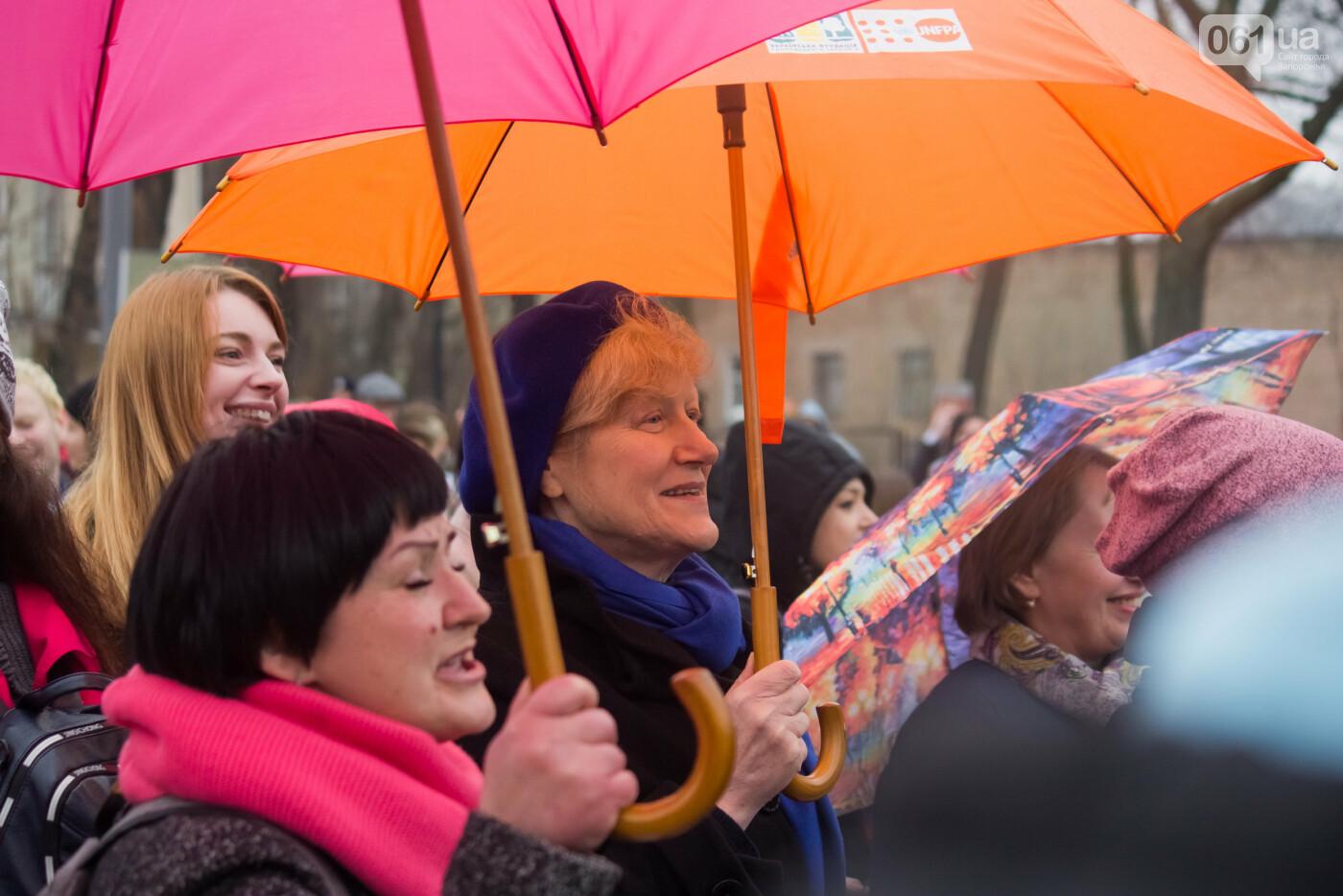 5 историй запорожцев, которые вышли на Марш женщин в Киеве: почему для них это важно, - ФОТОРЕПОРТАЖ, фото-6