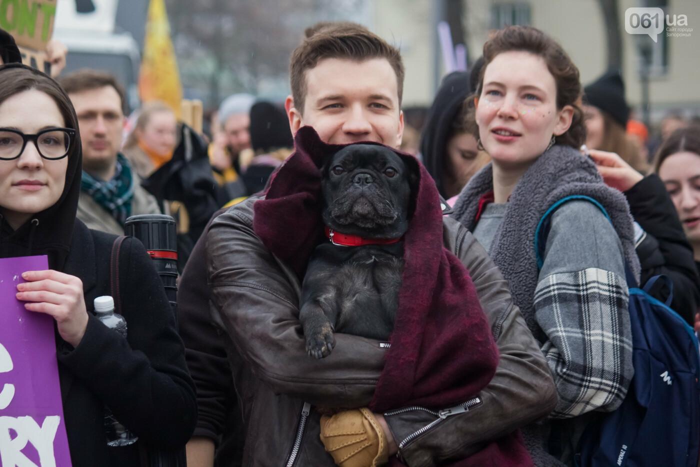 5 историй запорожцев, которые вышли на Марш женщин в Киеве: почему для них это важно, - ФОТОРЕПОРТАЖ, фото-13