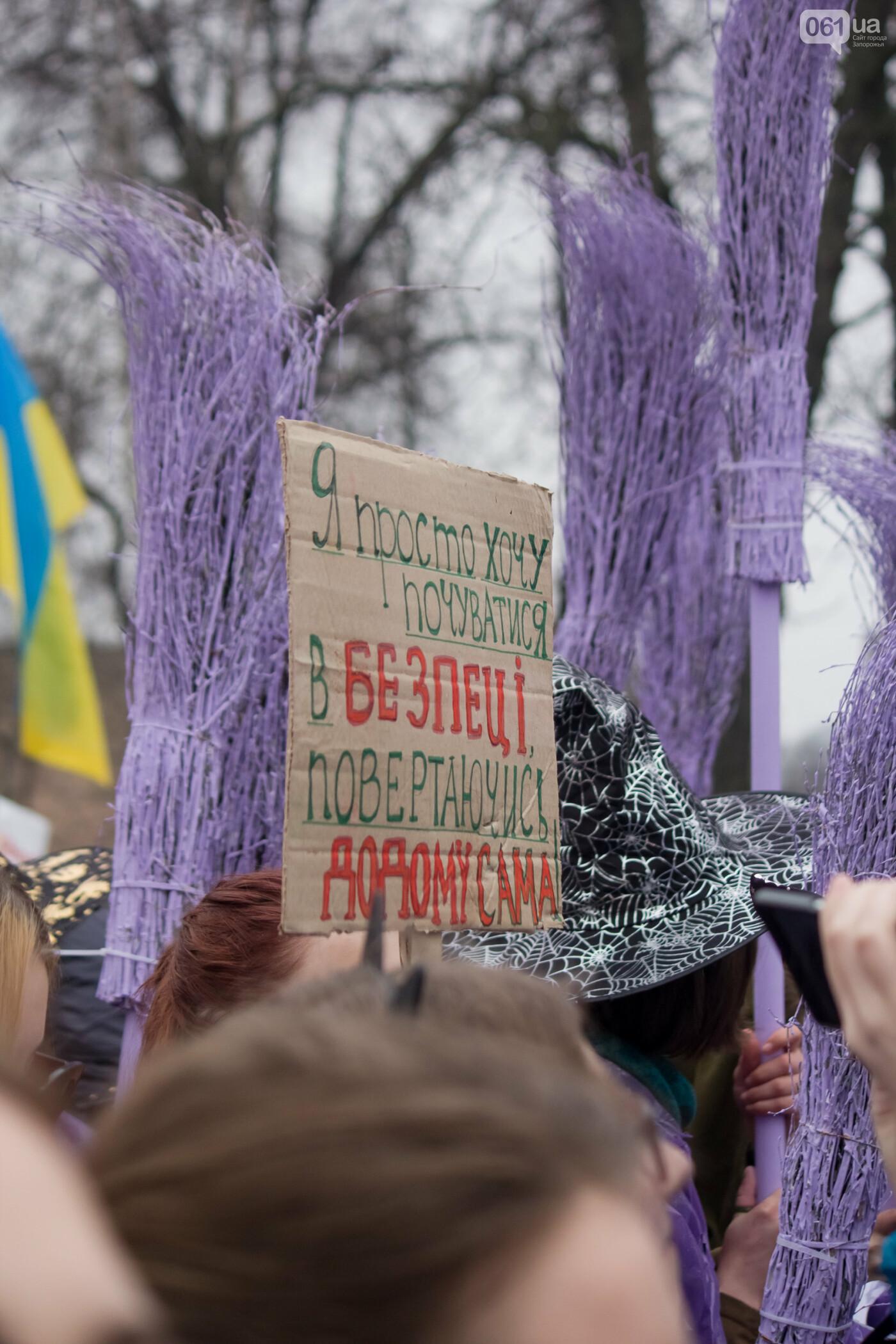 5 историй запорожцев, которые вышли на Марш женщин в Киеве: почему для них это важно, - ФОТОРЕПОРТАЖ, фото-25