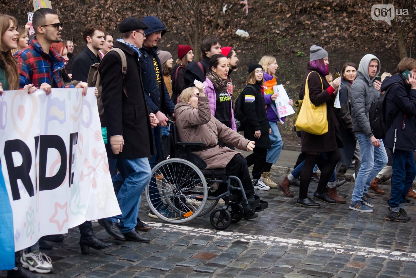 5 историй запорожцев, которые вышли на Марш женщин в Киеве: почему для них это важно, - ФОТОРЕПОРТАЖ, фото-26