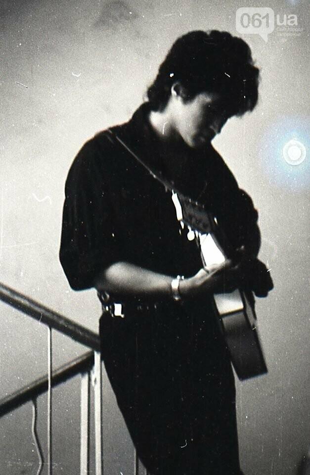 """Давка и разбитые стекла: 30 лет назад в Запорожье выступил Виктор Цой с группой """"Кино"""", фото-4"""
