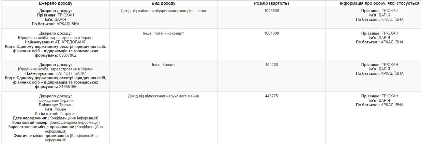 Депутатка Запорожского городского совета задекларировала доход в 3 миллиона гривен и покупку квартиры, фото-1