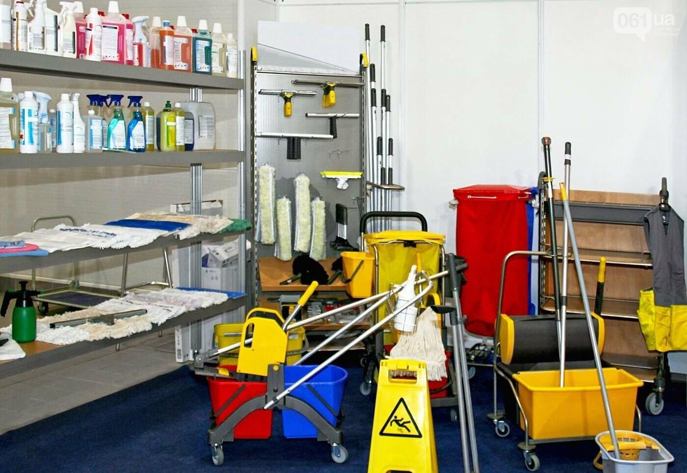 Техника и средства для уборки квартиры, фото-1